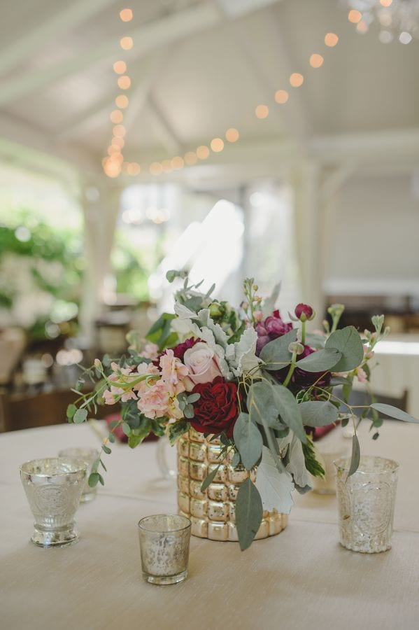 Glam Rose Gold Spring Garden Wedding May 13 At Cj S Off The Square Nashville Garden Wedding