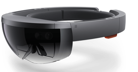 wearables - Microsoft Hololens