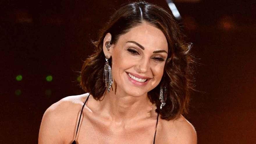 Anna Tatangelo, le sue dichiarazioni a Verissimo circa una nuova fiamma dopo Gigi D'Alessio (Getty Images)