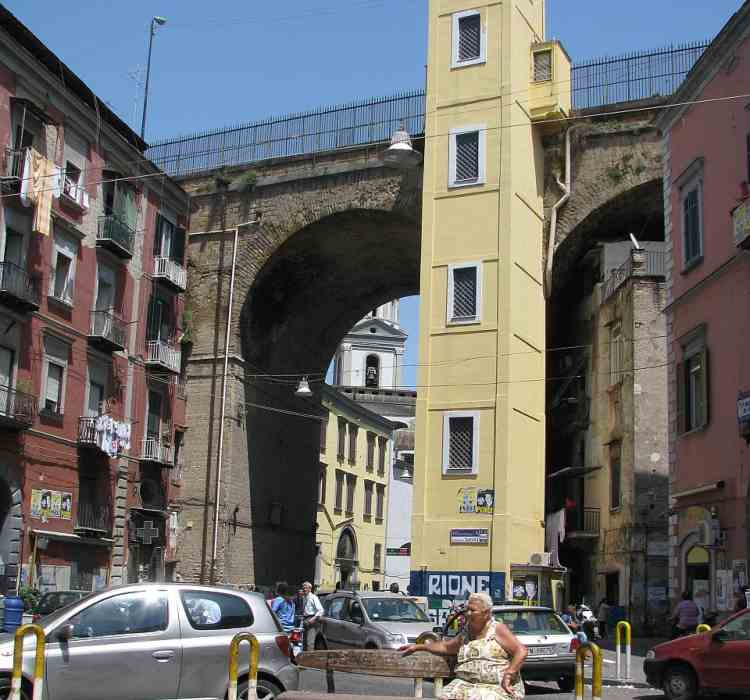 quartiere Stella, Napoli