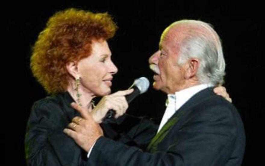 Ornella Vanoni e Gino Paoli