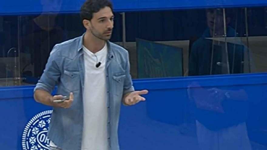 Amici 21, Raimondo Todaro furioso con i due ballerini, adesso è sfida diretta (Screenshot)