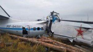 Incidente aereo Russia screenshot