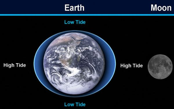 Tides ( Read ) | Earth Science | CK-12 Foundation