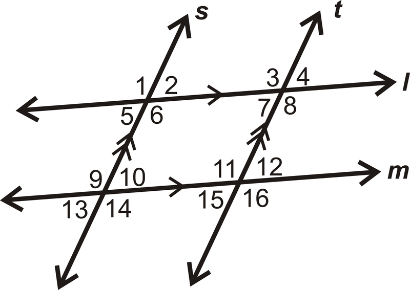 Same Side Interior Angles Ck 12 Foundation