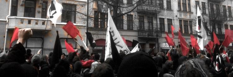 Röda Fanor