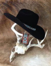 Hatband and bracelette