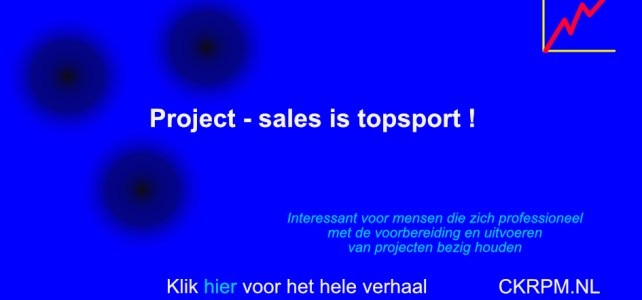 Project-sales is topsport