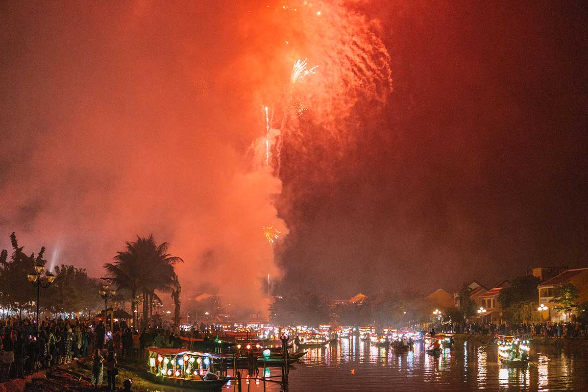 Celebrating New Year S Eve In Hoi An Vietnam Ck Travels