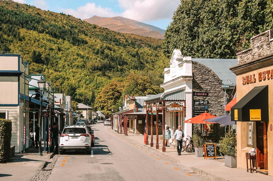 A Guide to Arrowtown, New Zealand travel blog