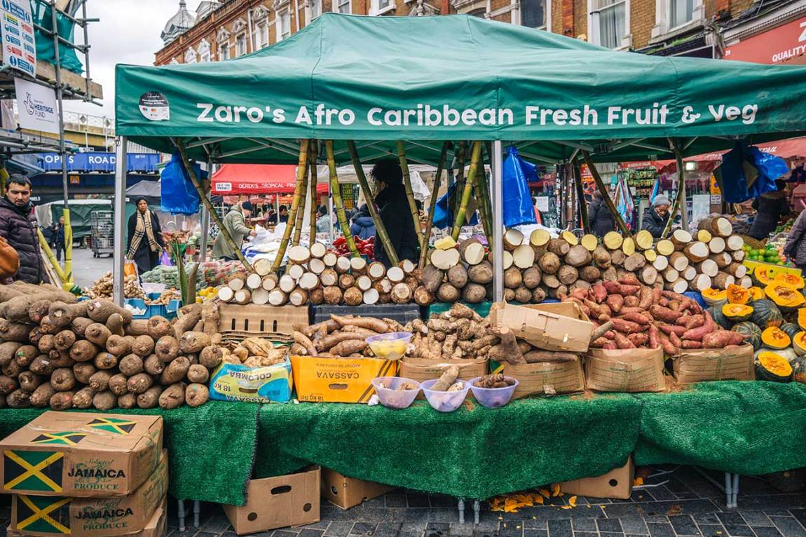 The 10 best markets in London to visit
