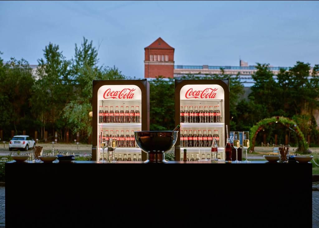 Coca-Cola exclusive dinner