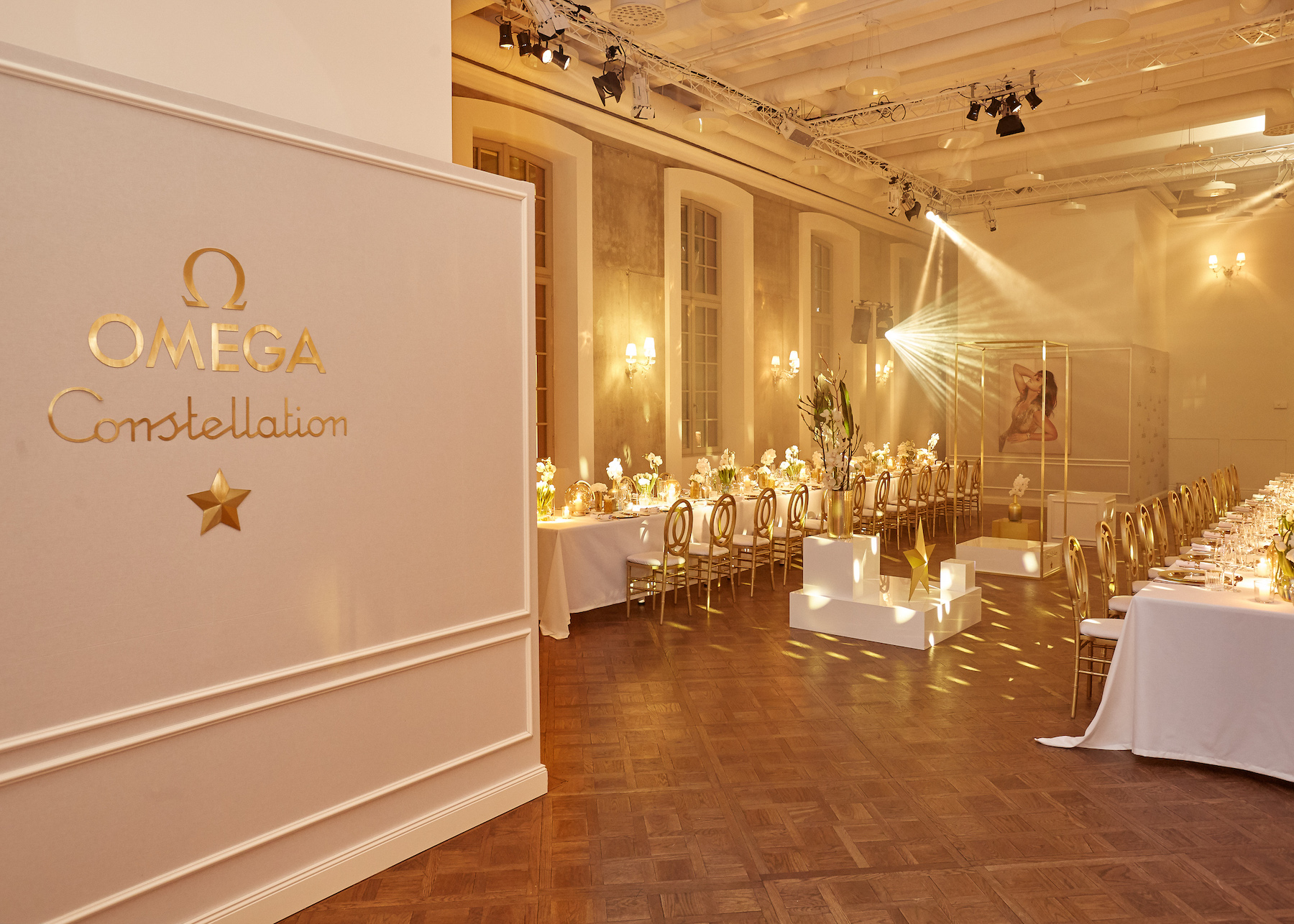 Omega Constellation Event