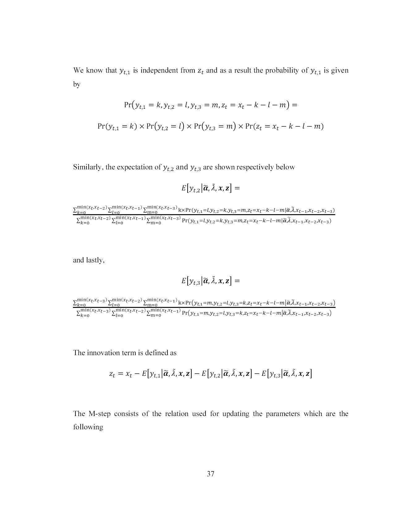 Dissertation Computer Networking