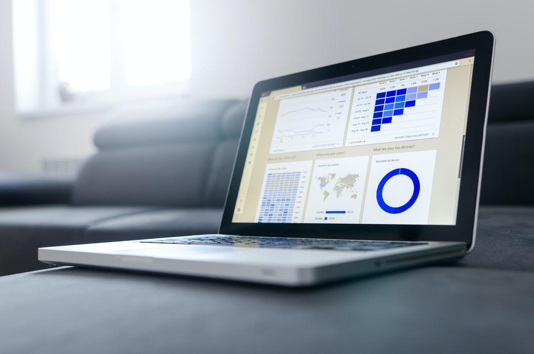 doelen stellen - laptop
