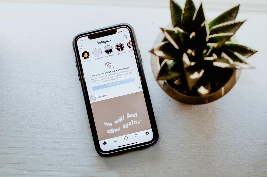 Een makkelijke webshop: de Instagram shop