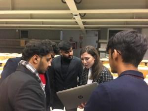 C lab-UniBs e NMIMS: contaminazione fra culture