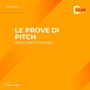 Prove di pitch: presentazione del progetto imprenditoriale in versione beta – 8 maggio 2020