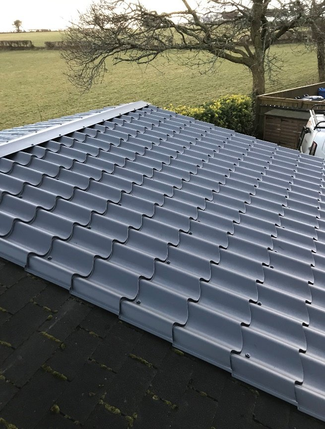 tile form sheeting the cost effective