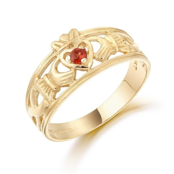 Claddagh Ring-CL26GARCL