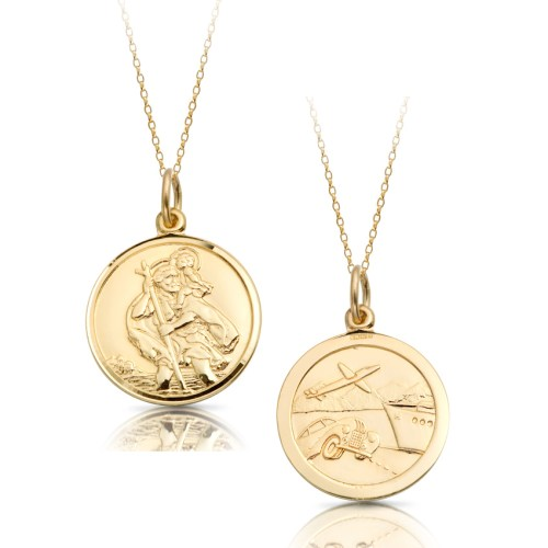 Saint Christopher Medals