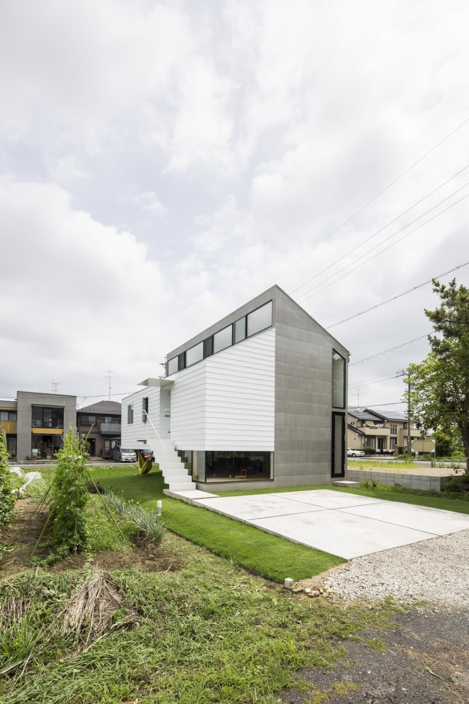 Architecture Amazing Design Kawate Residence Home Design