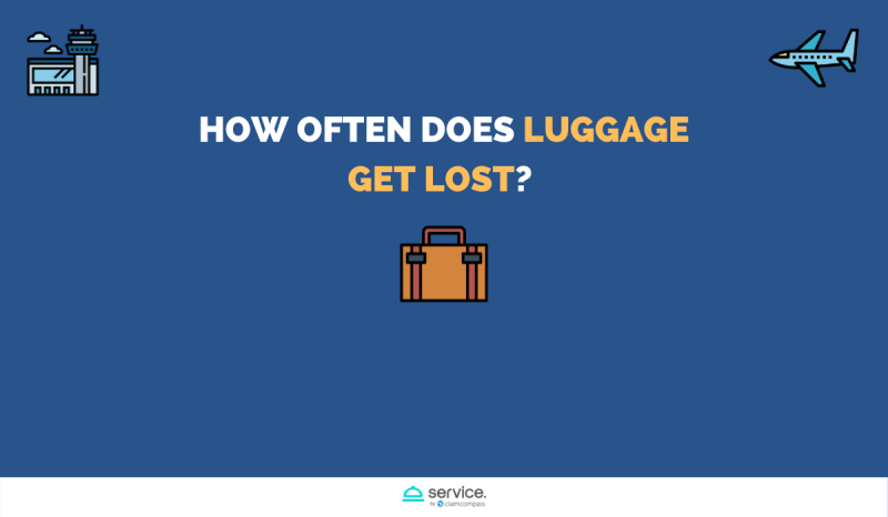 How Often Does Luggage Get Lost?