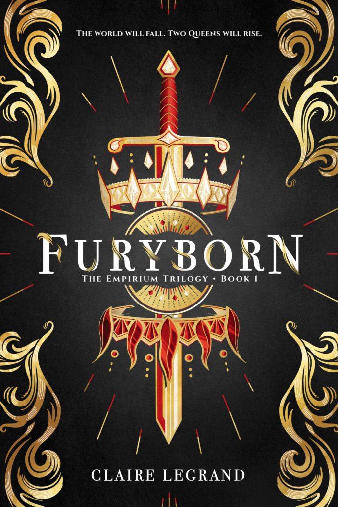 Image result for furyborn book 2