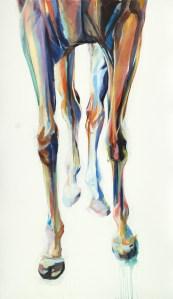 Legs I ©Claire Brandt