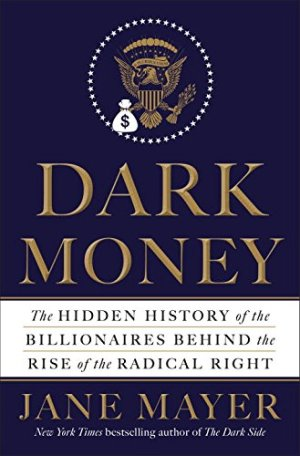Dark Money cover