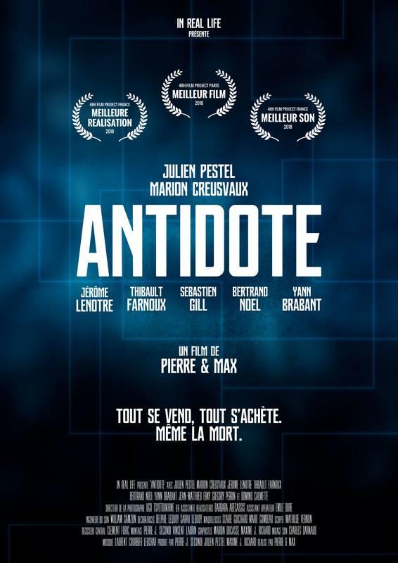 Antidote – PJ Secondi