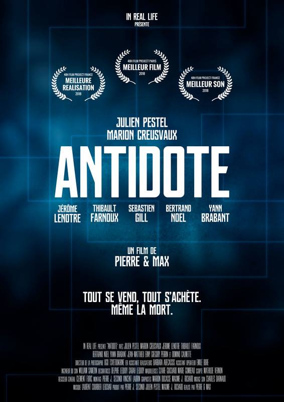 Antidote – PJ Secondi