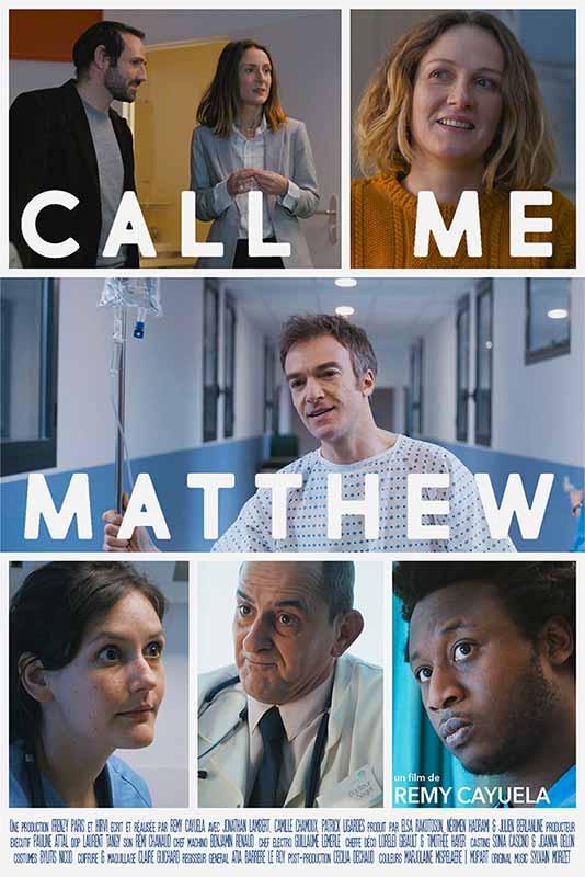 Call me Matthew – Rémy Cayuela