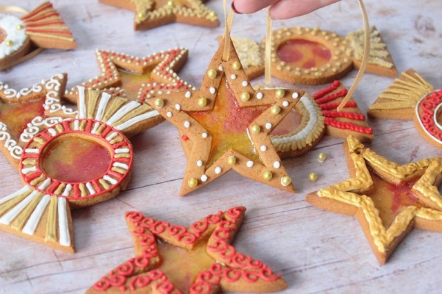 Biscuiteers Stained Glass Window Biscuit Recipe