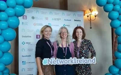 Feeling Inspired at the Network Ireland National Conference 2019