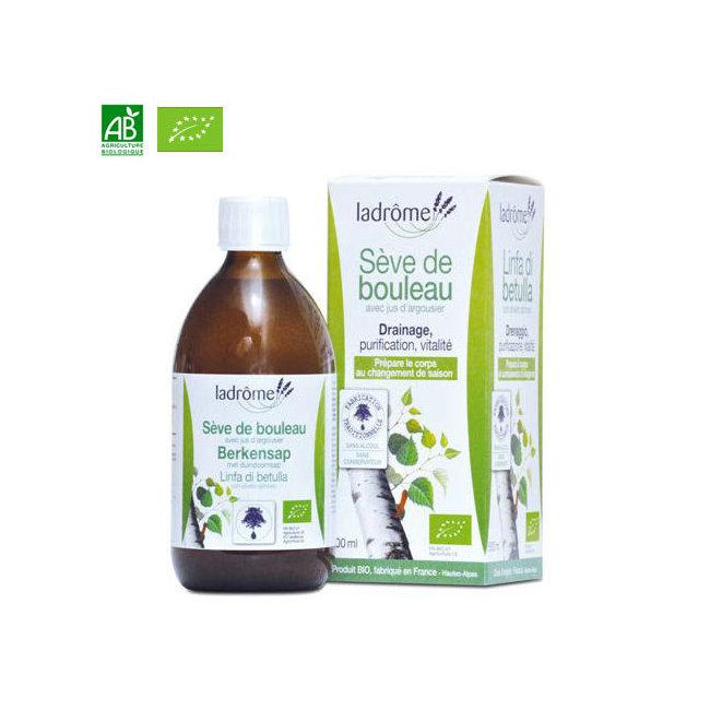 Sève de Bouleau bio 500ml - Drainage et purification