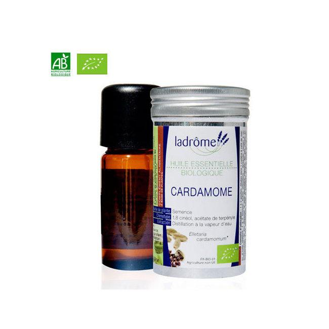 Huile essentielle Cardamome bio 5ml