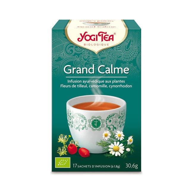 Yogi Tea Grand Calme Relax bio 17 sachets