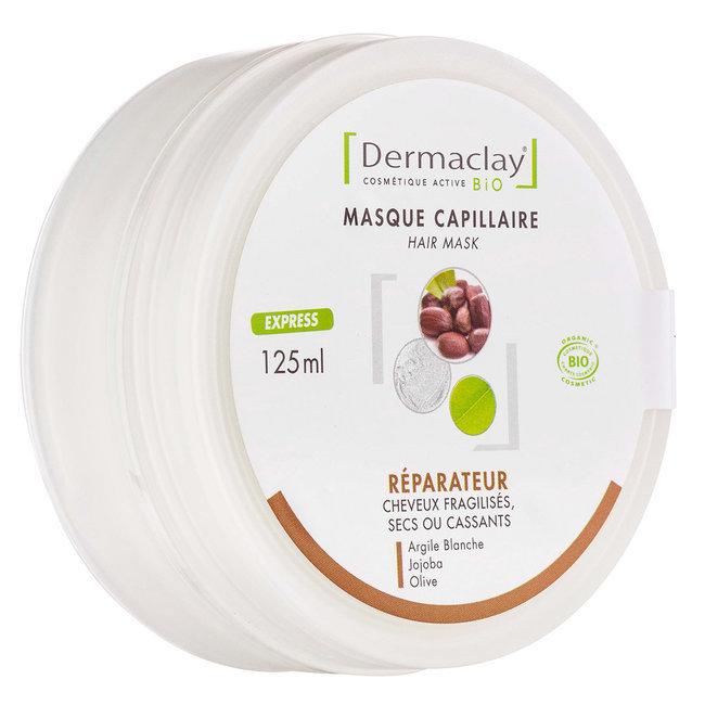 Masque réparateur bio Cheveux secs 125ml