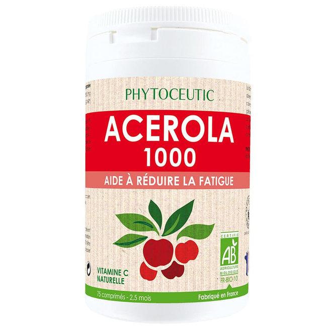 Acérola 1000mg Bio - 75 comprimés