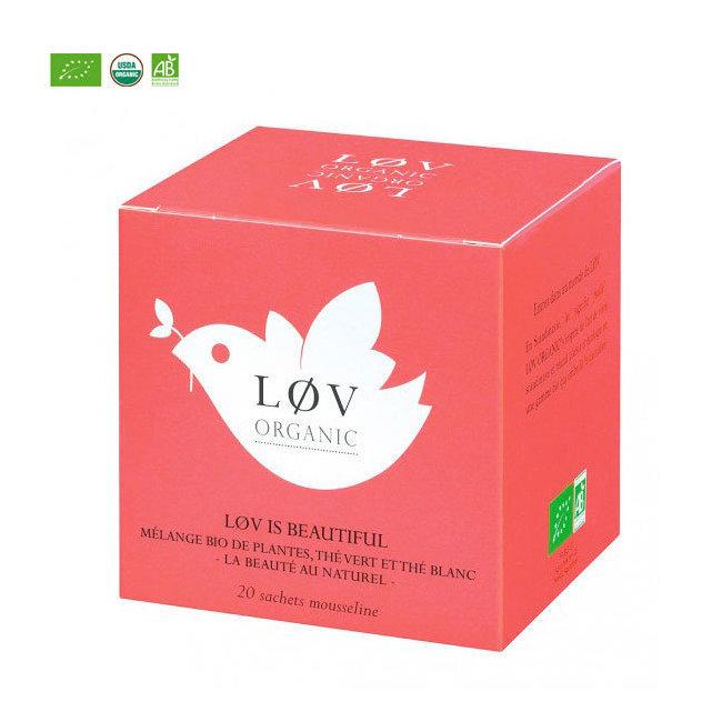 Lov is Beautiful - 20 sachets mousseline