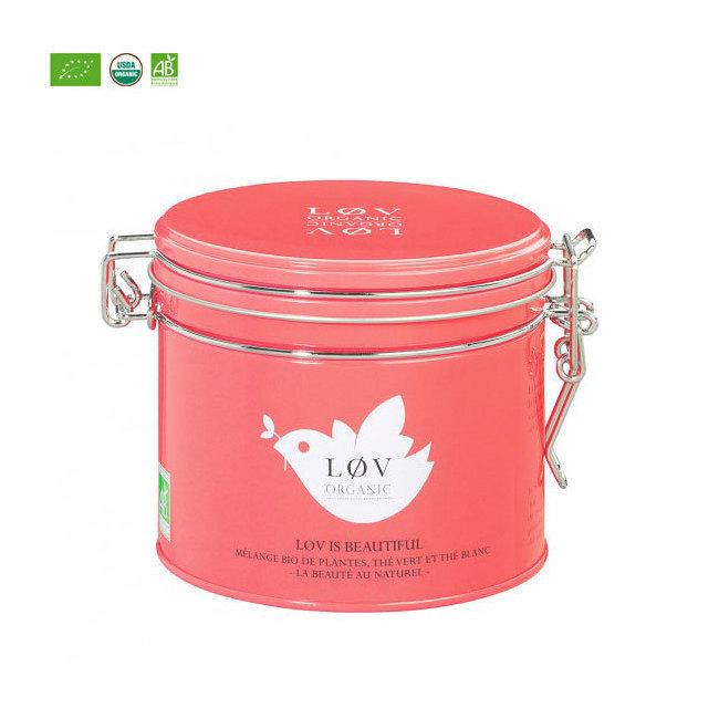 Lov is Beautiful - Boîte métal vrac 100g
