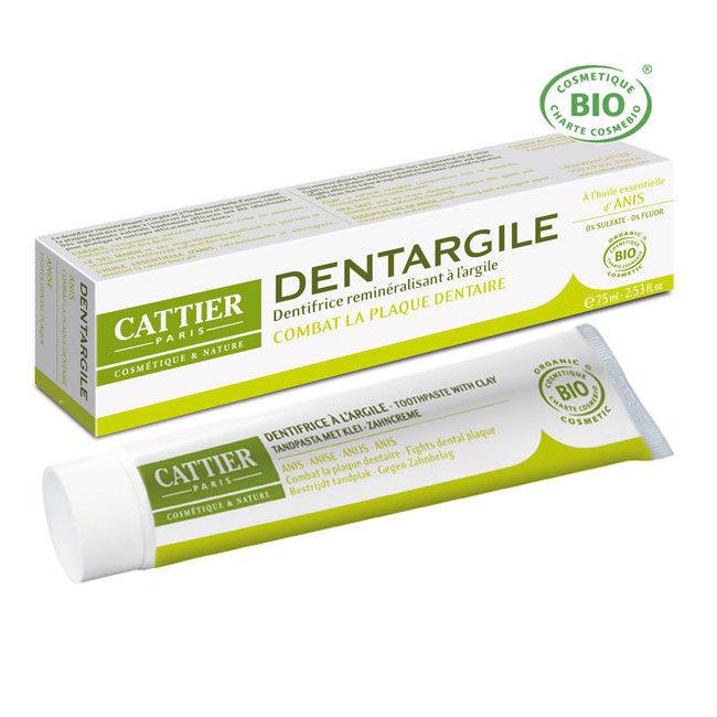 Dentargile Anis - Dentifrice bio reminéralisant 75ml