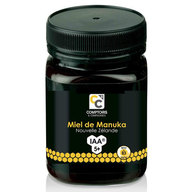 Miel de Manuka UMF 5+ Pot de 500g