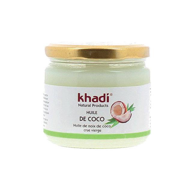 Huile de coco bio vierge - Cheveux et visage 250g