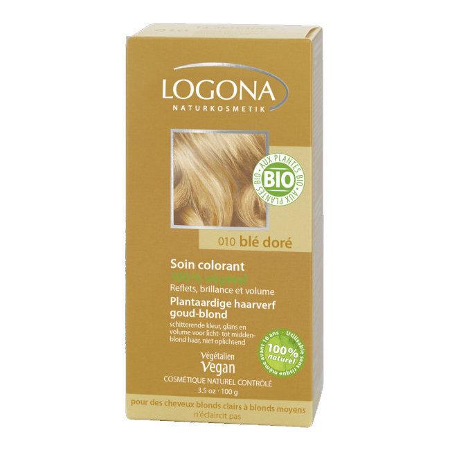 Blé doré - Soin colorant végétal  - Reflets pour cheveux blonds 100g