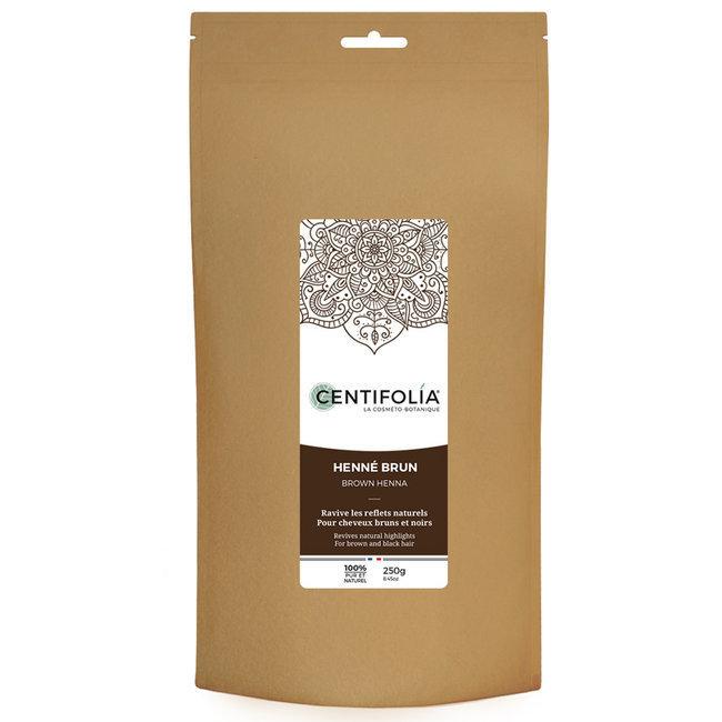 Henné Noir - Reflets pour Cheveux bruns - Poudre 250g