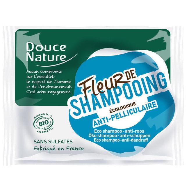 Fleur de shampoing Anti pelliculaire - Shampoing solide bio - 85g