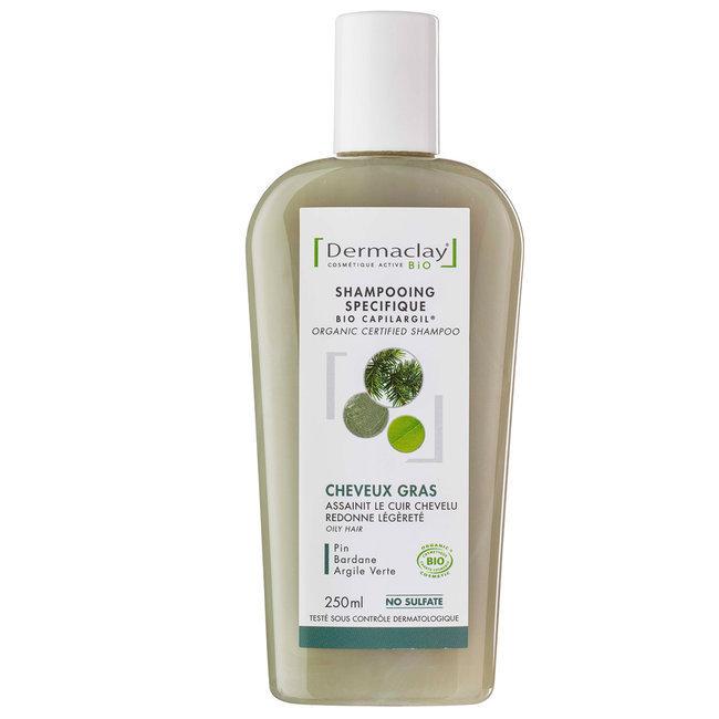 Shampoing Bio Capilargil Cheveux Gras 250ml