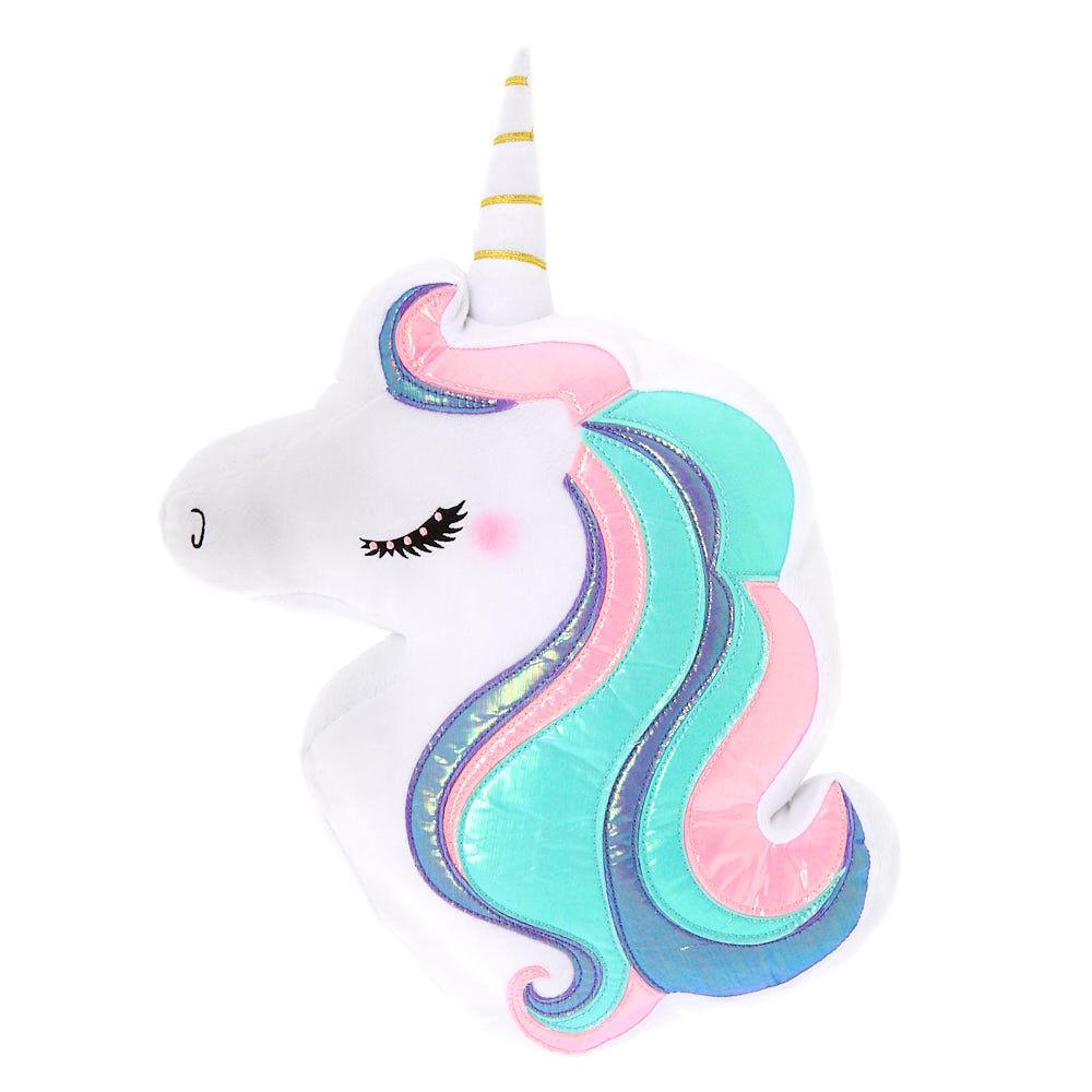 miss glitter the unicorn pillow